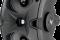 """EVID 6.2  Altavoz dual de montaje en superficie de 6 """"y 2 vías (PAR)"""
