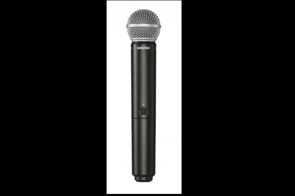 BLX24R/SM58 SISTEMA INALAMBRICO DE MANO VOCAL CON SOPORTE PARA RACK