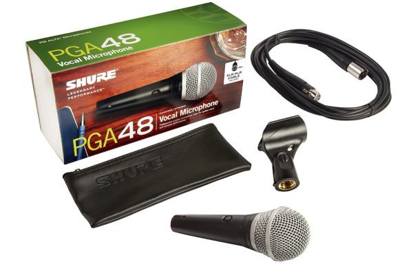 PGA48-XLR
