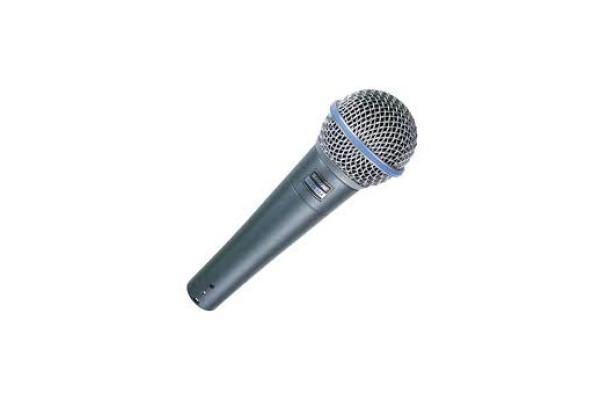 BETA58A MICROFONO VOCAL DE MANO