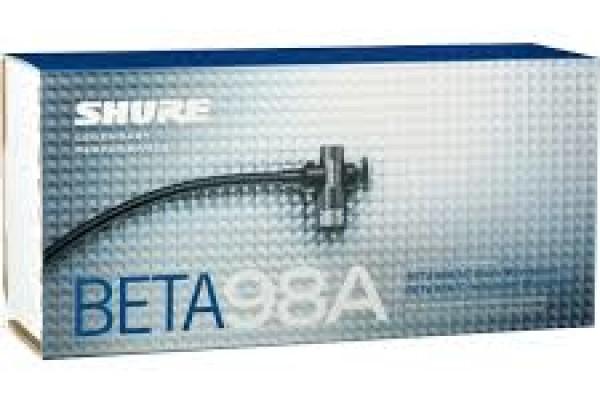 BETA98A/C MICROFONO PARA INSTRUMENTO
