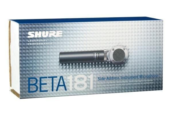 BETA181/C MICROFONO PARA  INSTRUMENTO
