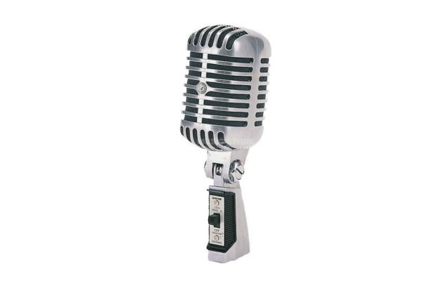 55SH SERIE II MICROFONO VOCAL DE MANO