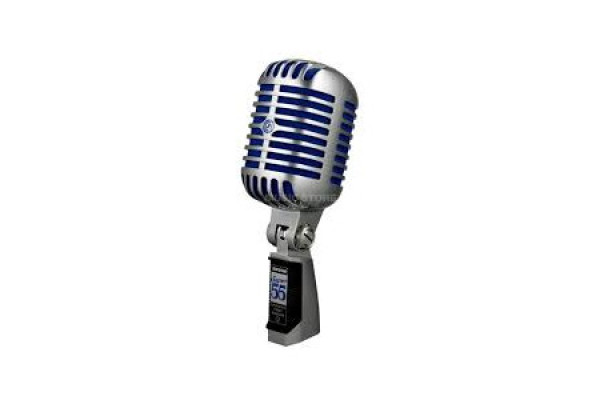 SUPER 55 MIC VOCAL DE MANO CLASICO