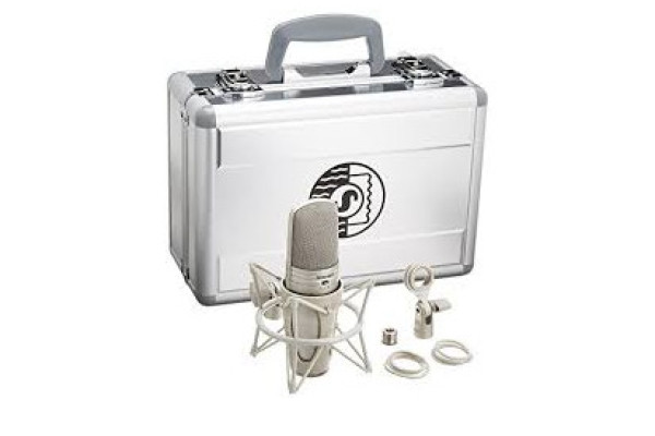 KSM44A/SL MICROFONO VOCAL EN ESTUDIO
