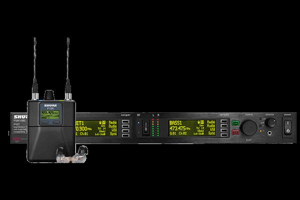 PSM1000 MONITOR PERSONAL DOBLE CON 425CL