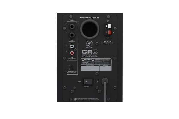 CR3-X Multimedia Monitor 220-240V EU-PAR