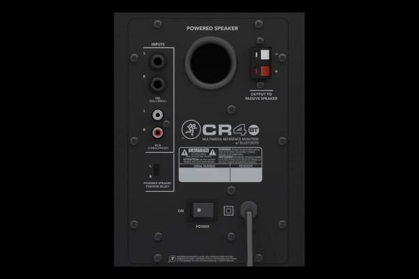 "CR4-X BT BLUETOOTH MONITOR DE ESTUDIO 4"" 220V (PAR)"
