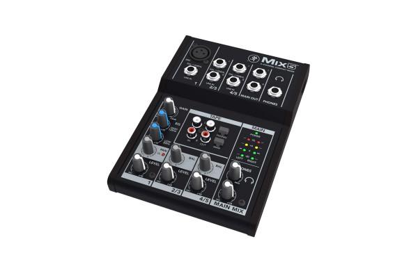 Mix5 5-ch Compact Mixer