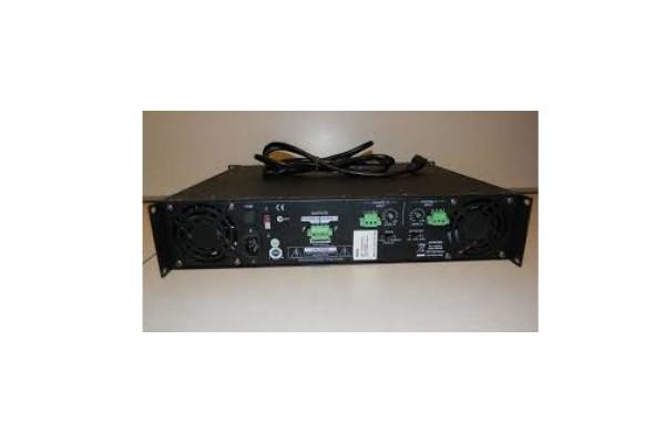 PA2450L AMPLIFICADOR 2X450W, 70V/100V