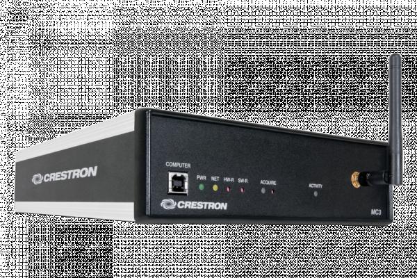 MC3  3-Series Control System® con infiNET EX® y ER Wireless Gateway