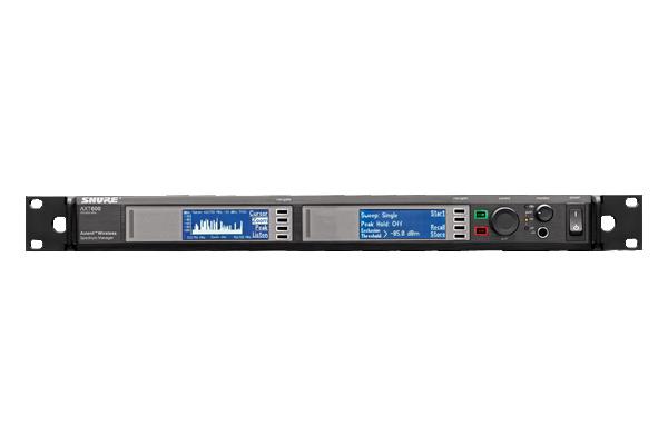 AXT600 Gestionador de Espectro
