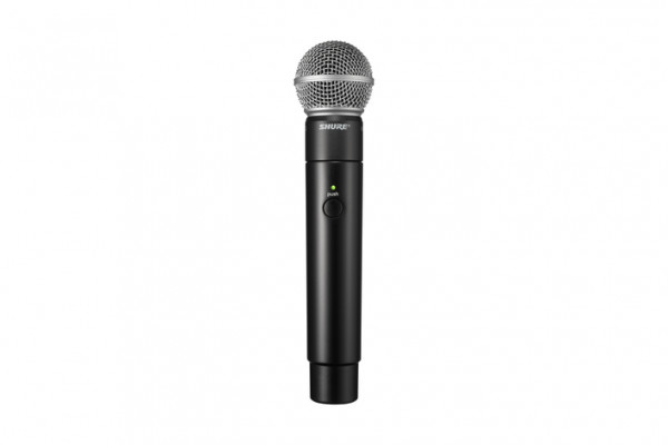 MXW2/SM58 Transmisor de micrófono inalámbrico de mano