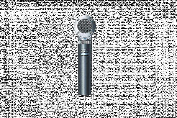 BETA181/S Microfono supercardioide para redoblante, instrumentos acústicos, aplicaciones de microfonía cercana
