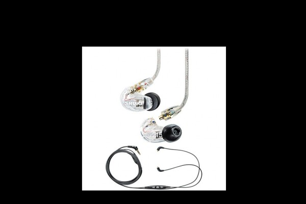 SE215-CL AURICULARES IN-EAR