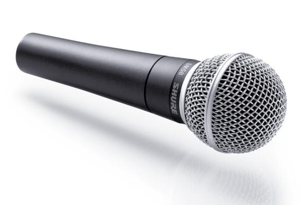 SM58LC Micrófono VOCAL