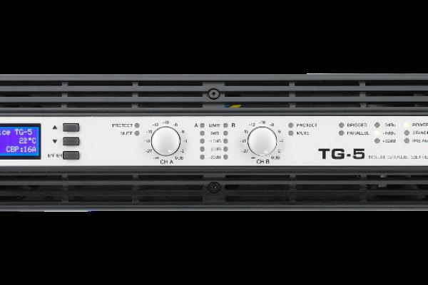 TG5  AMPLIFICADOR 2000W/CANAL