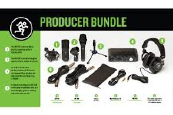 PRODUCER BUNDLE PAQUETE DE AUDIO PRODUCCION