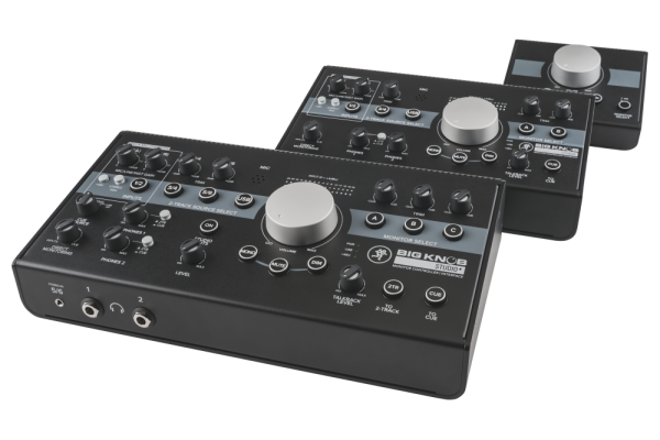 BIG KNOB STUDIO CONTROL MONITOR+ INTERFACE USB