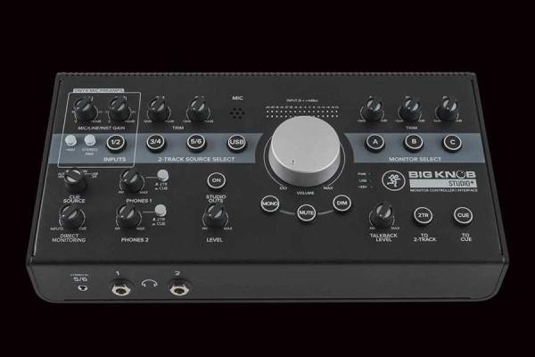 BIG KNOB STUDIO+ CONTROL MONITOR e INTERFACE USB