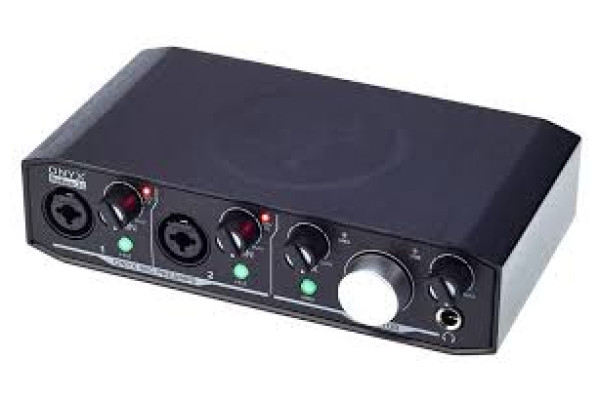ONYX PRODUCER 2•2 2x2 USB Audio Interface with MIDI