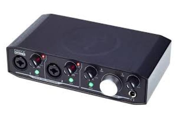 ONYX PRODUCER 2.2 2x2 INTERFACE DE AUDIO USB CON MIDI PARA ESTUDIOS DE GRABACION