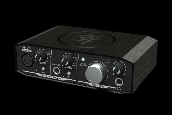 ONYX ARTIST 1•2 INTERFACE DE AUDIO USB 2 X 2