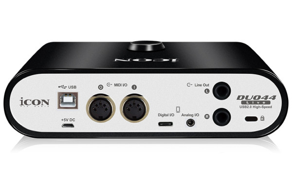 DUO 44 LIVE INTERFACE DE AUDIO