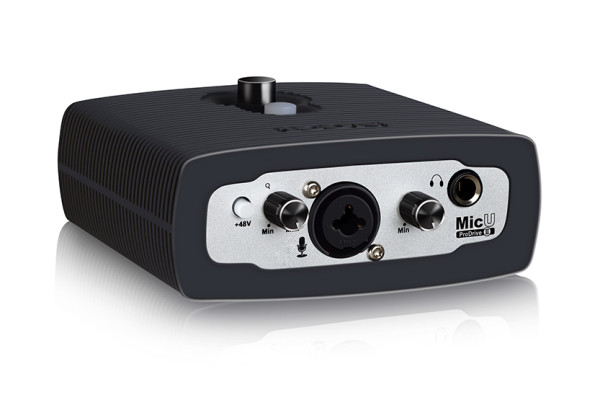 MicU (Pro DriveIII) INTERFACE DE AUDIO USB