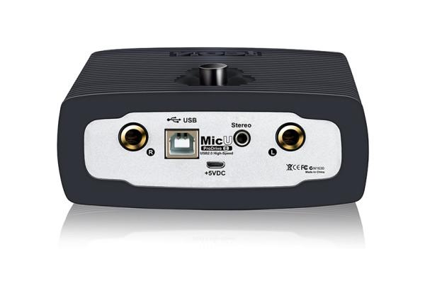 MicU (Pro DriveIII) INTERFACE DE AUDIO USB