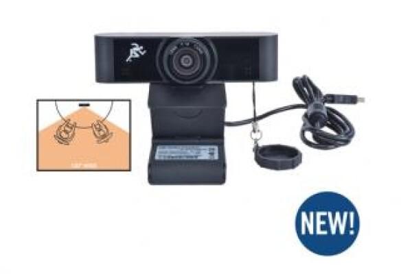 DL-WFH-CAM120 CAMARAS WEB con micrófono integrado USB2.0 PARA VIDEO CONFERENCIA