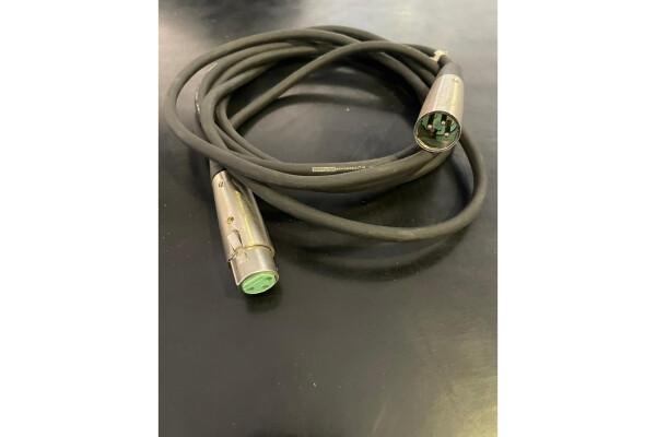 CABLE PARA MICROFONO 6M  NEMAL XLR-H A XLR-M SWITCHCRAFT